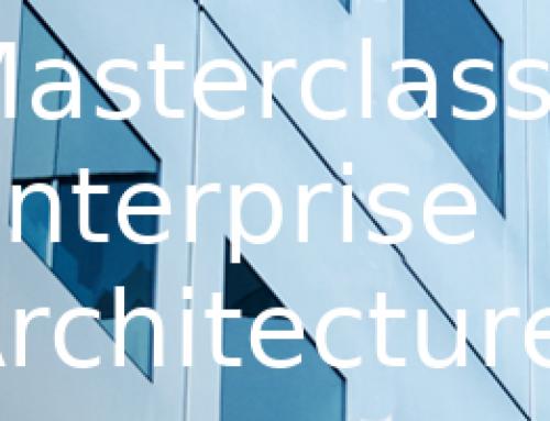 Improve the maturity level of Enterprise Architecture