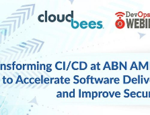 Transforming CI/CD at ABN AMRO