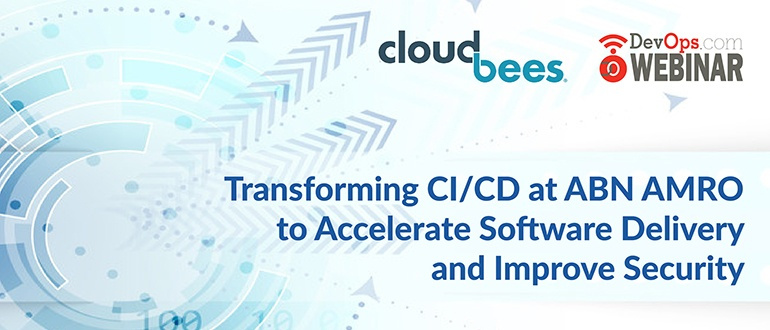 Transform and improve CI/CD & security at ABN AMRO