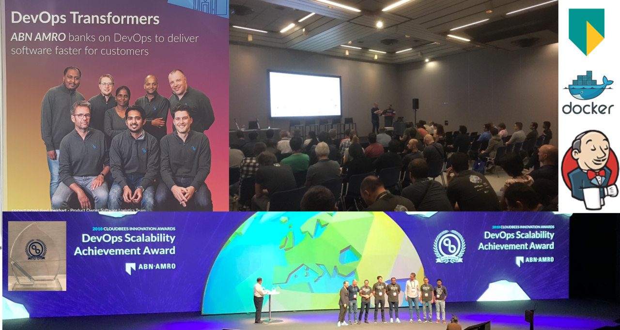 DevOps Scalability Achievement Award