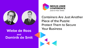 Containers are just another piece of the puzzle